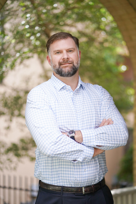 Brian M. Shahan, attorney, photo